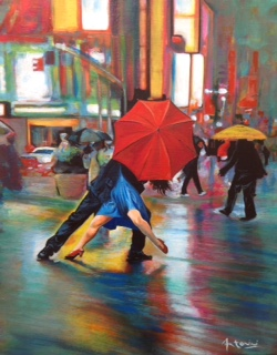 Rire aux nuages et danser sous la pluie